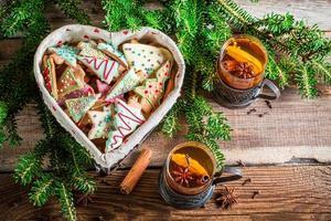 goditi il tuo tè di Natale