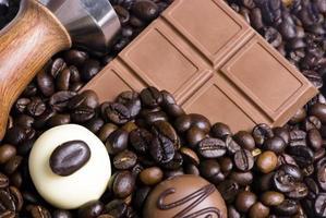 Coffee and Chocolate 3 photo