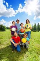 equipo deportivo foto