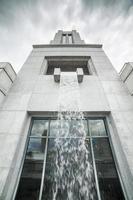 Centro de conferencias mormón, Salt Lake City, Utah foto