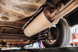 Under Car photo