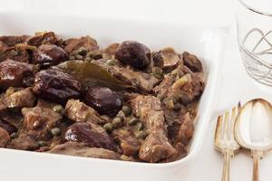Beef with Beer and Dates