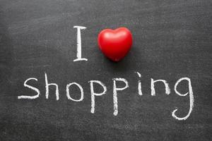 love shopping photo