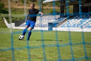 voetbalspeler