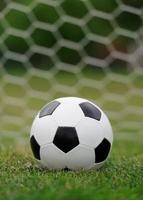 balón de fútbol foto