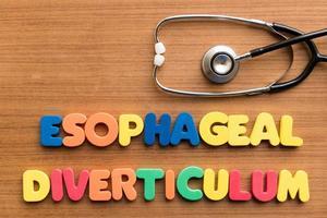 esophageal diveerticulum photo