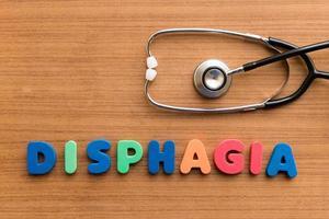disphagia photo
