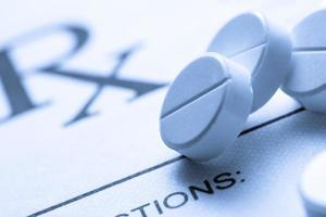 Patientenliste und Pillen