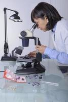 Gemmology analysis
