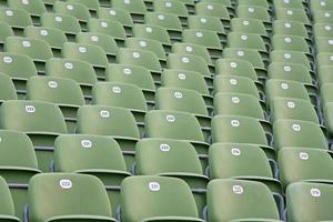 Soccer stadium photo