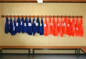chalecos de práctica de fútbol