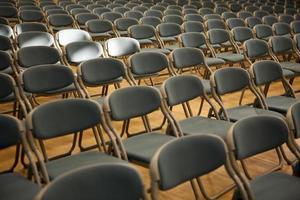 auditorio, silla,