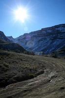 Sani Pass up from Kwazulu Natal to Lesotho