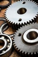 Parts and gears made
