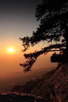 Pha Lom Sak, cliff photo
