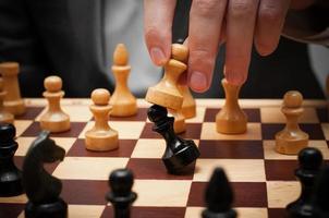 competencia de ajedrez