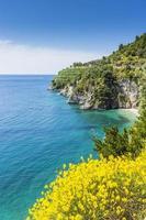 Sea and Amalfi cost