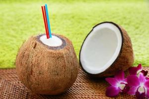 Coconut drink