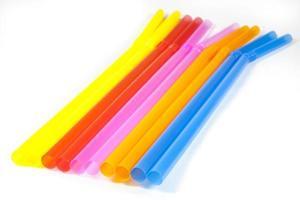 canudos coloridos