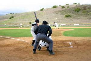 Pitchers game photo