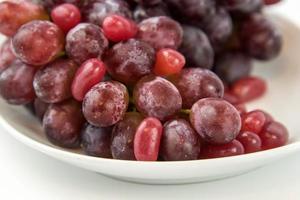 raisins violets vs gelée violette