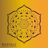 Luxury Mandala Background vector