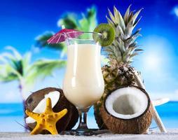 tropisch drankje