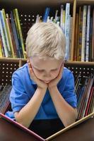 Children at school photo