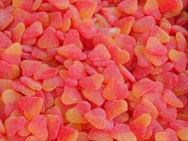 Hearts jellies photo