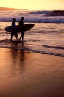 Surfing Late photo
