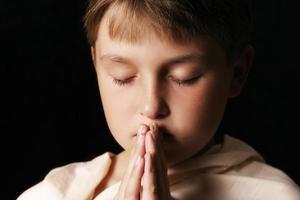 Pray photo