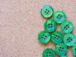 colección de botones foto