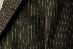 Business suit chest photo