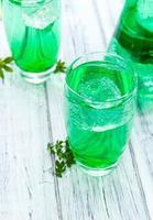 bebida de woodruff foto