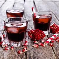 Drink pomegranate