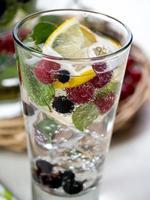 bevanda disintossicante di bacche