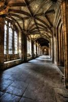 Oxford Christchurch Cloisters photo
