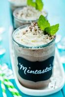 Mintastic cold drink photo