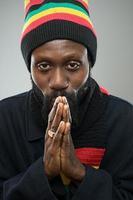 Pray to Jah!