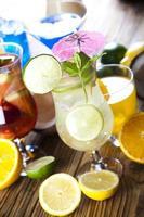 bebidas alcohólicas con frutas