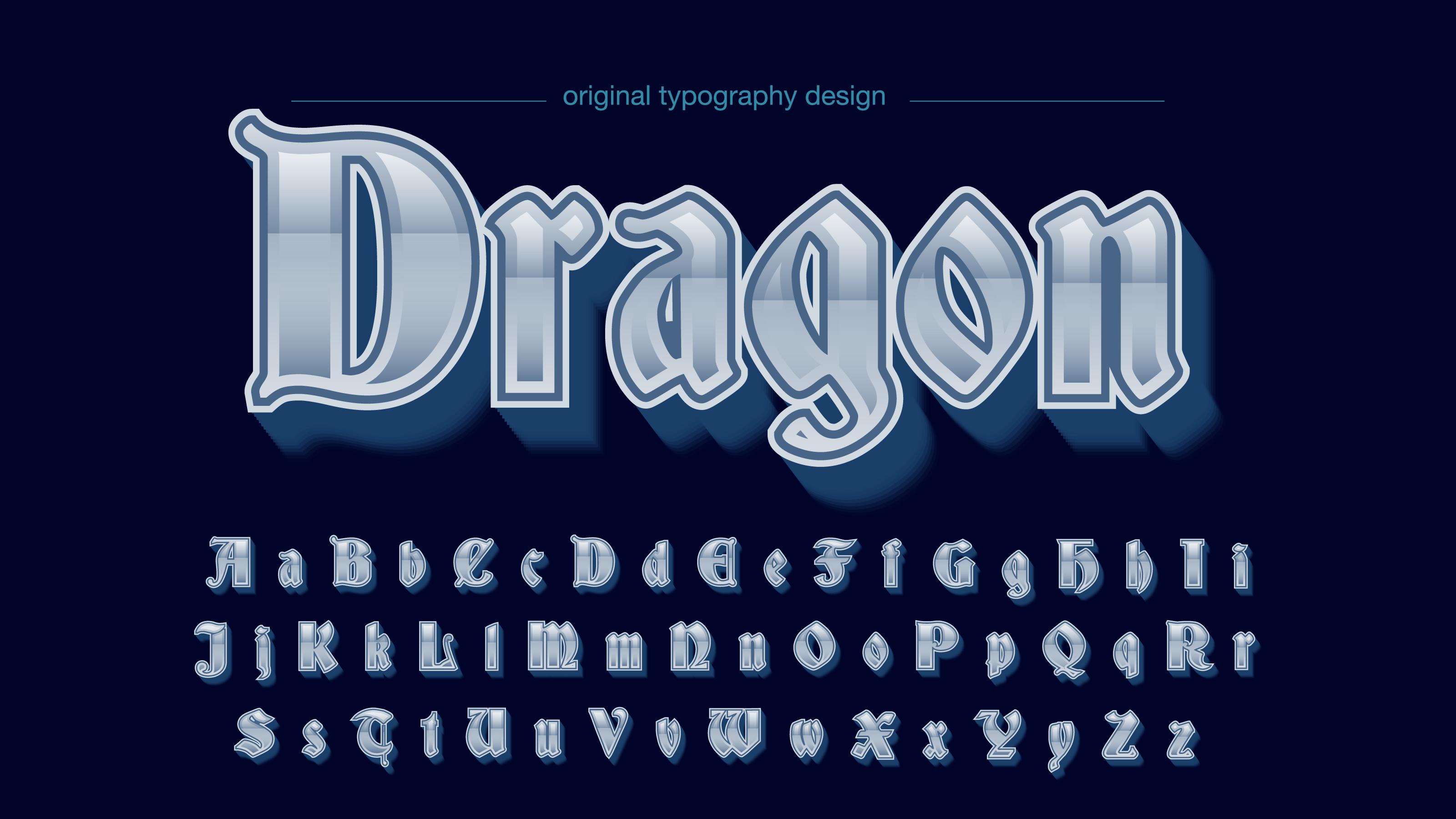 Silver Medieval Old Script Alphabet Download Free Vectors Clipart Graphics Vector Art
