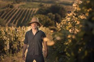 Vineyard owner photo