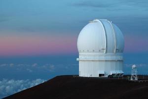 Mauna Kea Observatory photo