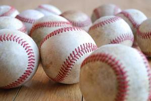 Baseballs All Around photo