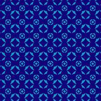 patrón retro geométrico azul claro y oscuro