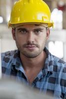 Industrial Engineers on site photo