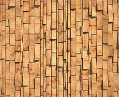 almacén de madera foto