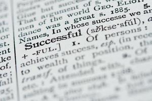 definiciones de diccionario