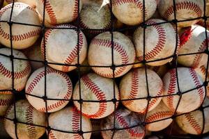 Contained Baseballs