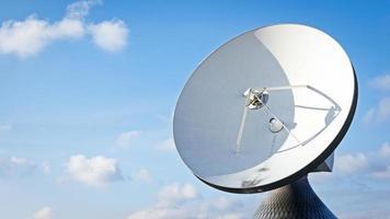Radio telescopio foto